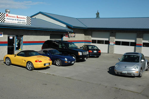Port Angeles Auto Repair and Maintenance